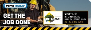 Intermat Paris VMT International Hall 5A Stand G.046